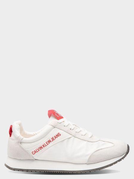 Купить Кроссовки женские Calvin Klein Jeans 3Y92, Белый