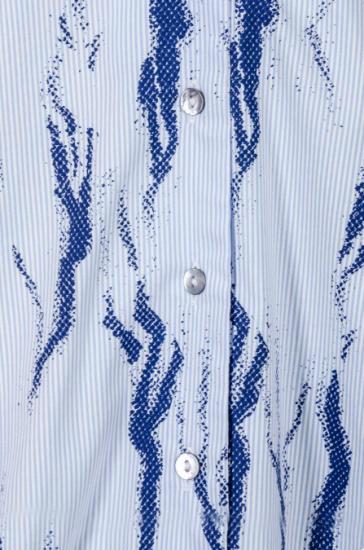 Блуза з довгим рукавом Bugatti - фото