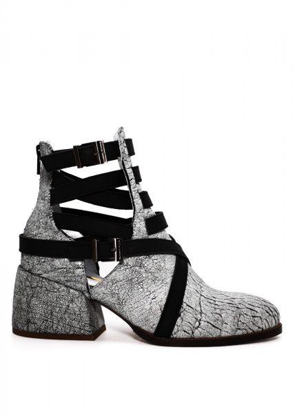 Купить Ботинки женские 424241 Стильные кожаные ботинки 424241, Modus Vivendi