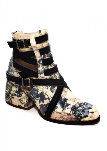Ботинки для женщин Modus Vivendi 424251 брендовая обувь, 2017