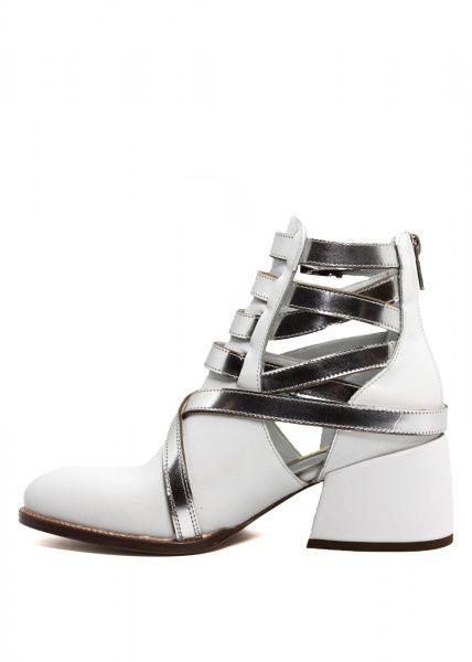 Ботинки для женщин 424271 Белые кожаные ботинки Modus Vivendi 424271 купить в Украине, 2017
