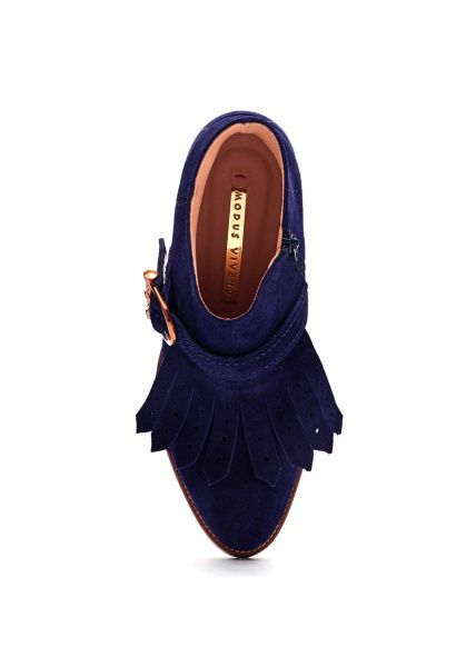 Ботинки для женщин Modus Vivendi 425301 купить обувь, 2017