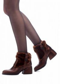 Ботинки для женщин Modus Vivendi 426601 размеры обуви, 2017