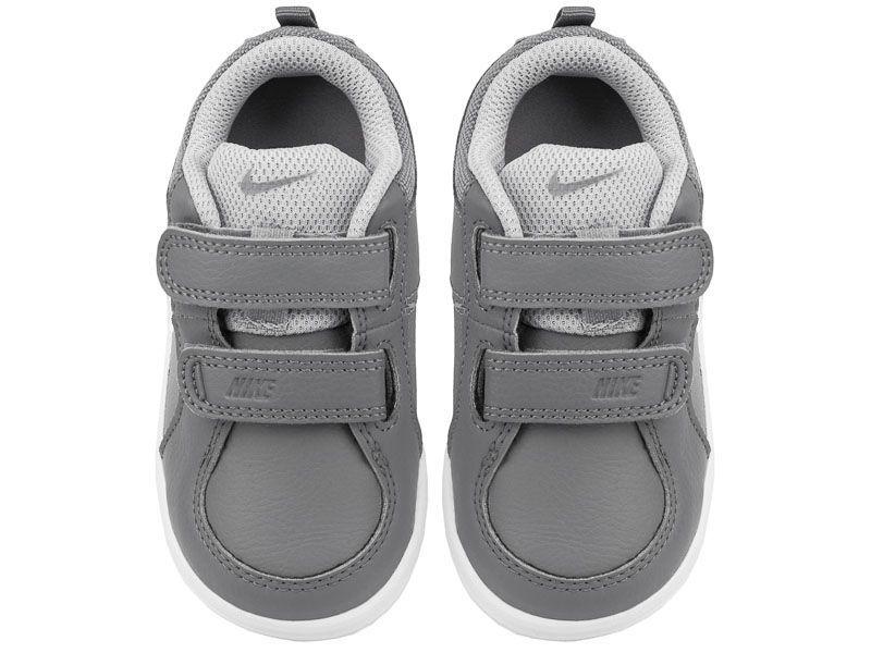 Кросівки  дитячі NIKE PICO 4 (TDV) Grey 454501-022 брендове взуття, 2017