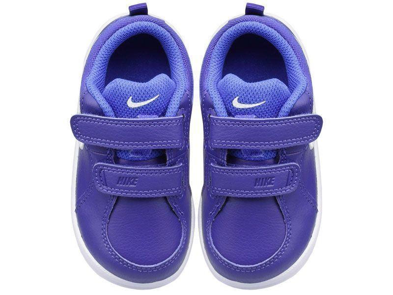 Кроссовки детские NIKE PICO 4 (TDV) Blue 454501-409 модная обувь, 2017