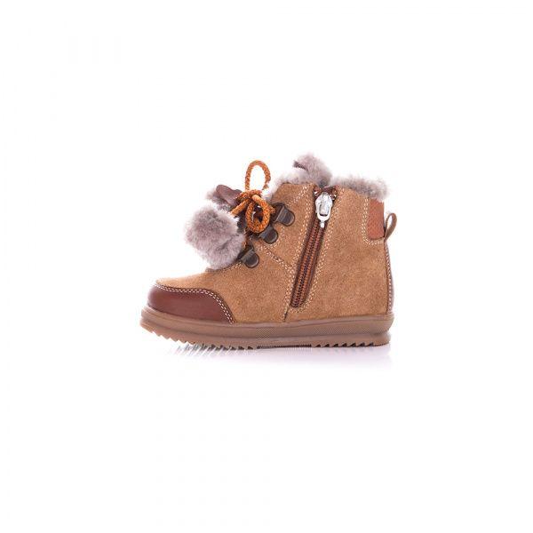 Ботинки для детей Miracle Me 4616-06 модная обувь, 2017