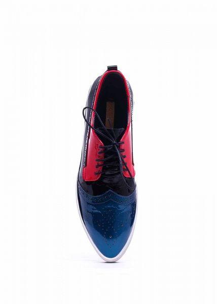 женские Туфли на шнуровке 468501 Modus Vivendi 468501 модная обувь, 2017