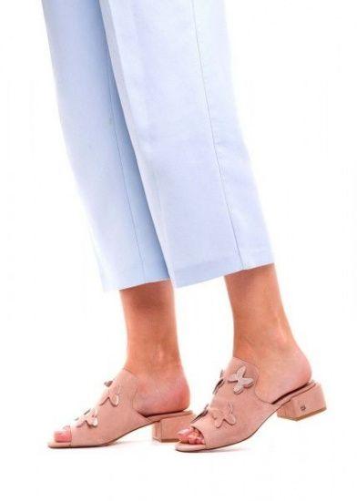 для женщин 471101 Замшевые мюли Modus Vivendi 471101 брендовая обувь, 2017