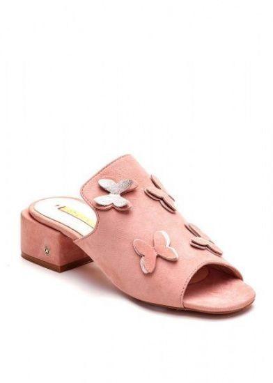 для женщин 471101 Замшевые мюли Modus Vivendi 471101 модная обувь, 2017