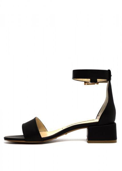 Босоножки женские 471351 Черные кожаные босоножки Modus Vivendi 471361 выбрать, 2017