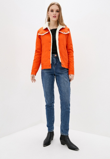 Джинсова куртка Dasti модель 482DS20191681 — фото 2 - INTERTOP