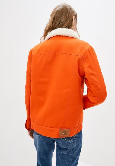 Джинсова куртка Dasti модель 482DS20191681 — фото 4 - INTERTOP