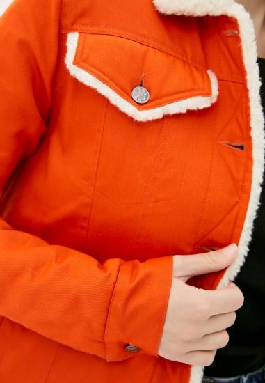 Джинсова куртка Dasti модель 482DS20191681 — фото 5 - INTERTOP