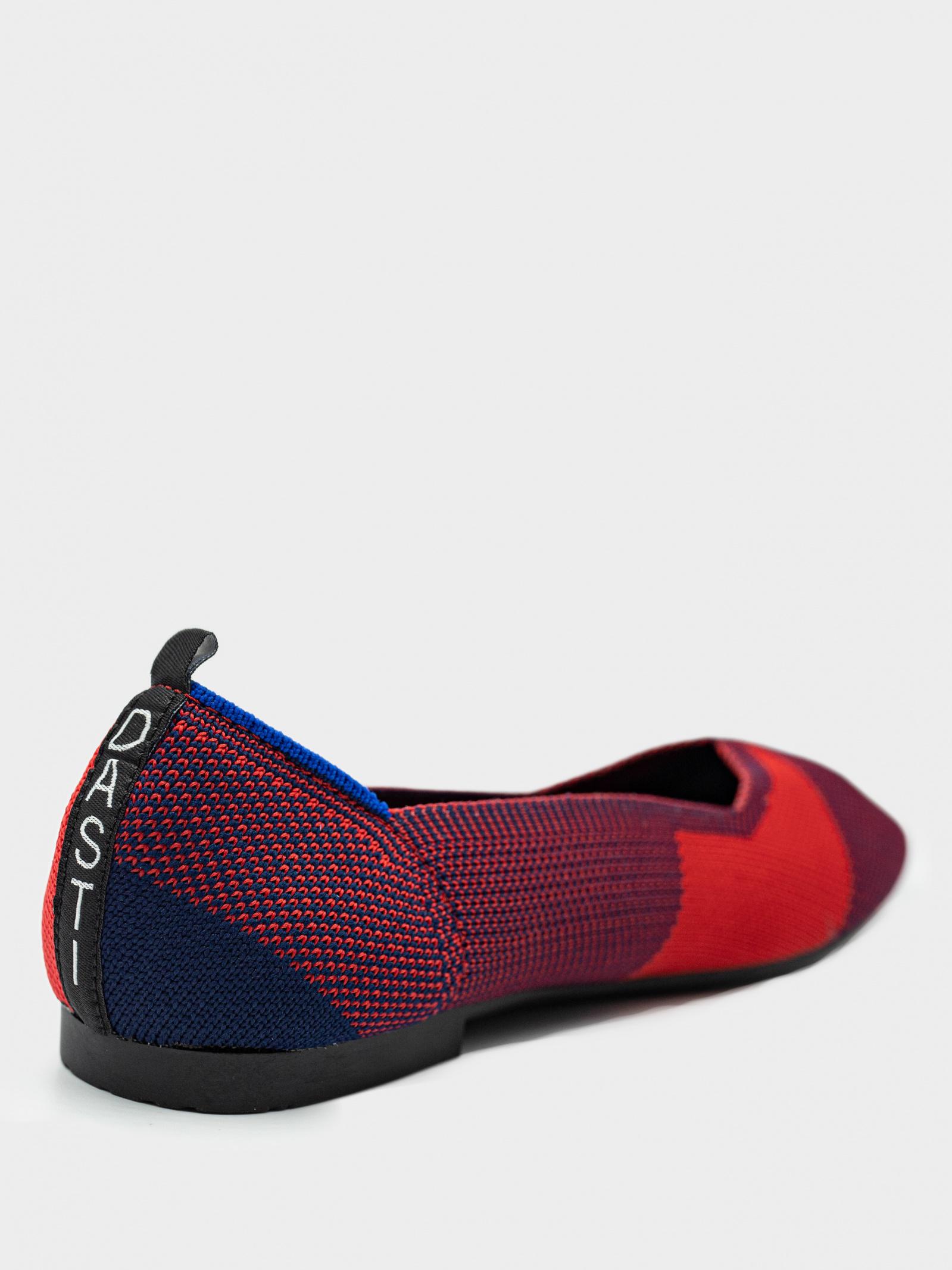 Балетки  жіночі Dasti 482DS20191812 модне взуття, 2017