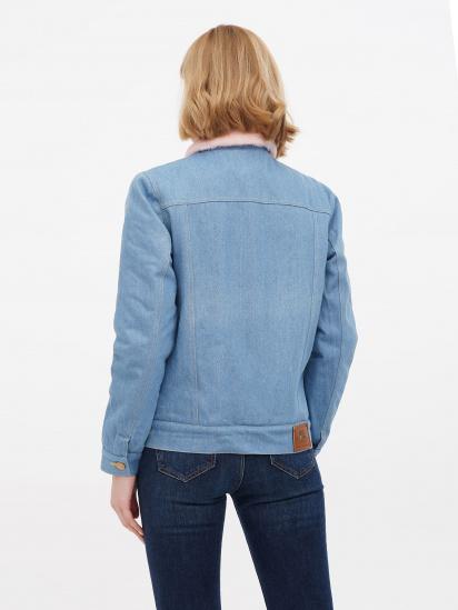 Джинсова куртка Dasti модель 482DS20191939 — фото 3 - INTERTOP