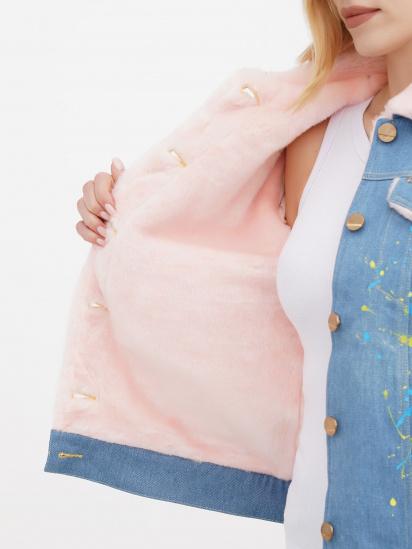 Джинсова куртка Dasti модель 482DS20191939 — фото 4 - INTERTOP
