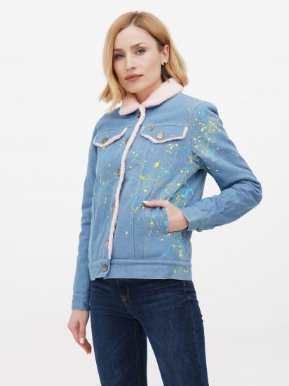 Джинсова куртка Dasti модель 482DS20191939 — фото - INTERTOP