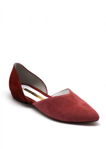 Балетки женские Modus Vivendi 490582 модная обувь, 2017