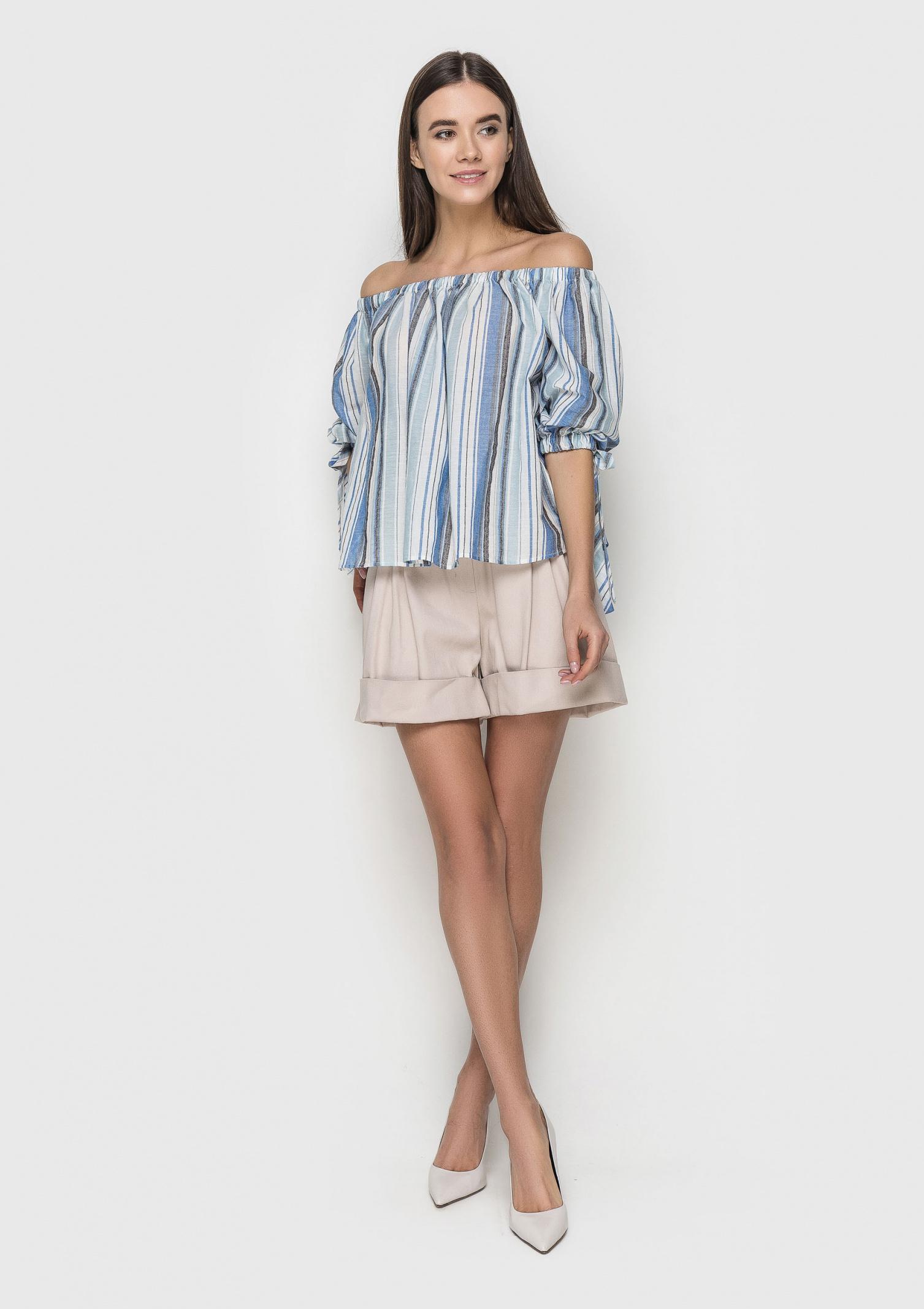 Блуза жіноча Samange модель 4B_56 - фото