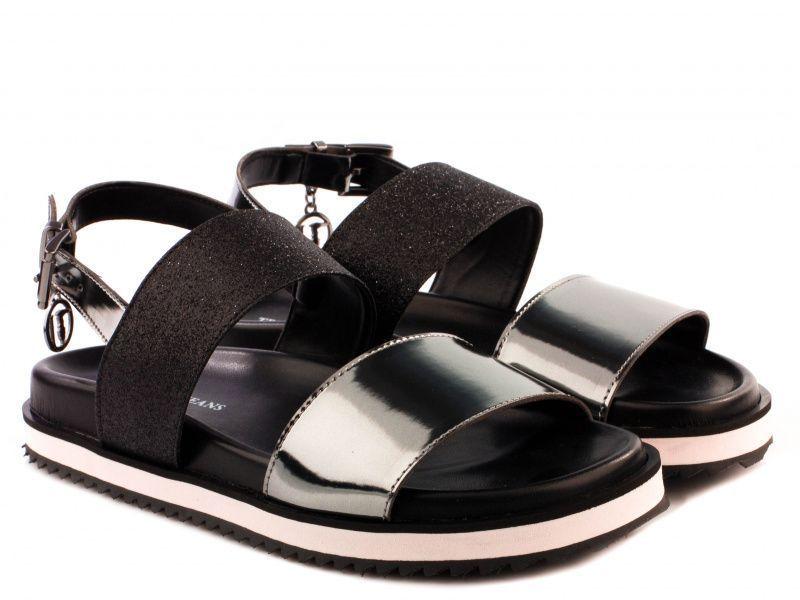 Босоножки женские Trussardi Jeans 79S585 BLACK GLITTE купить в Интертоп, 2017