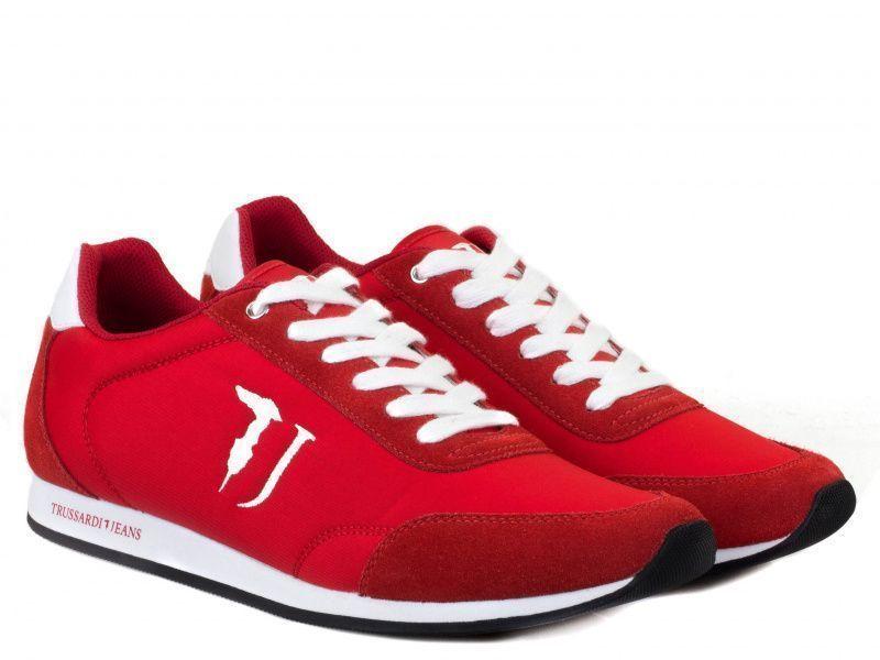 Купить Кроссовки для мужчин Trussardi Jeans 4H2, Красный