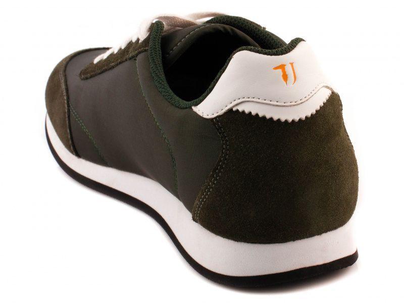 Кроссовки для мужчин Trussardi Jeans 4H3 размерная сетка обуви, 2017