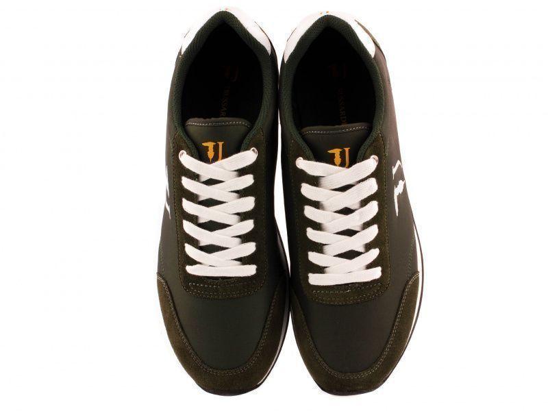 Кроссовки для мужчин Trussardi Jeans 4H3 примерка, 2017