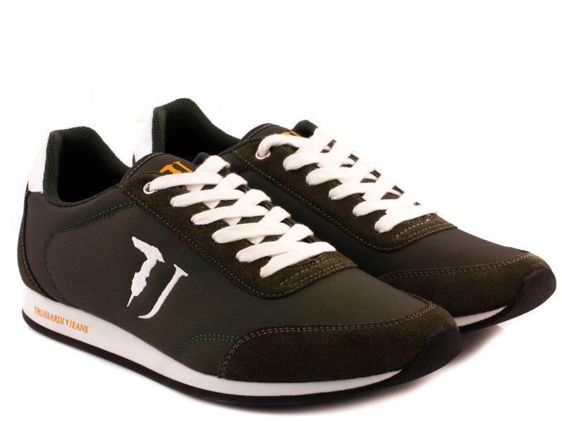 Кроссовки для мужчин Trussardi Jeans 4H3 цена обуви, 2017