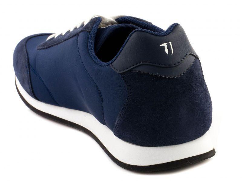 Кроссовки для мужчин Trussardi Jeans 4H4 размерная сетка обуви, 2017