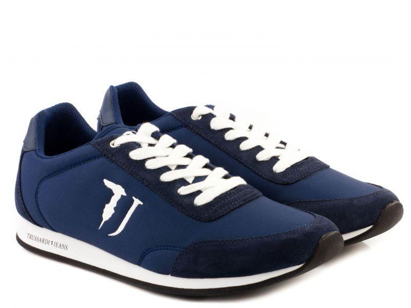 Кроссовки для мужчин Trussardi Jeans 4H4 цена обуви, 2017