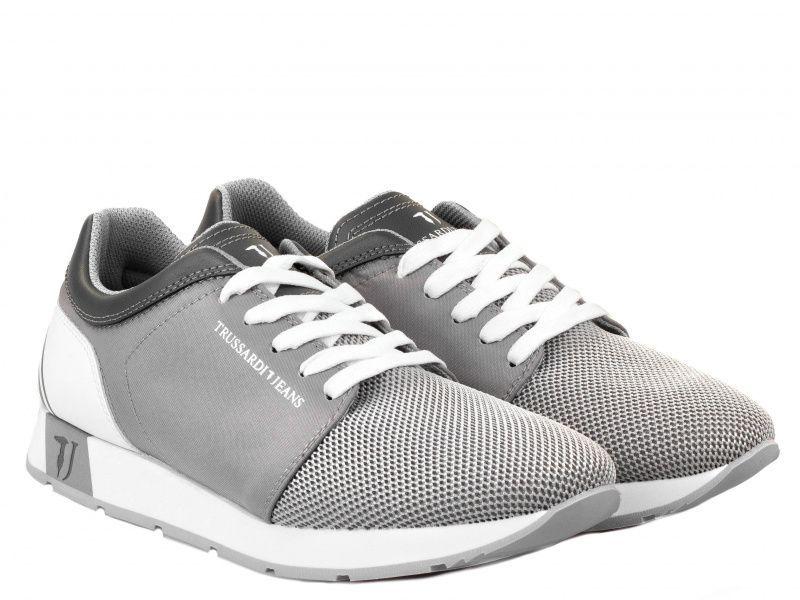 Купить Кроссовки для мужчин Trussardi Jeans 4H5, Серый
