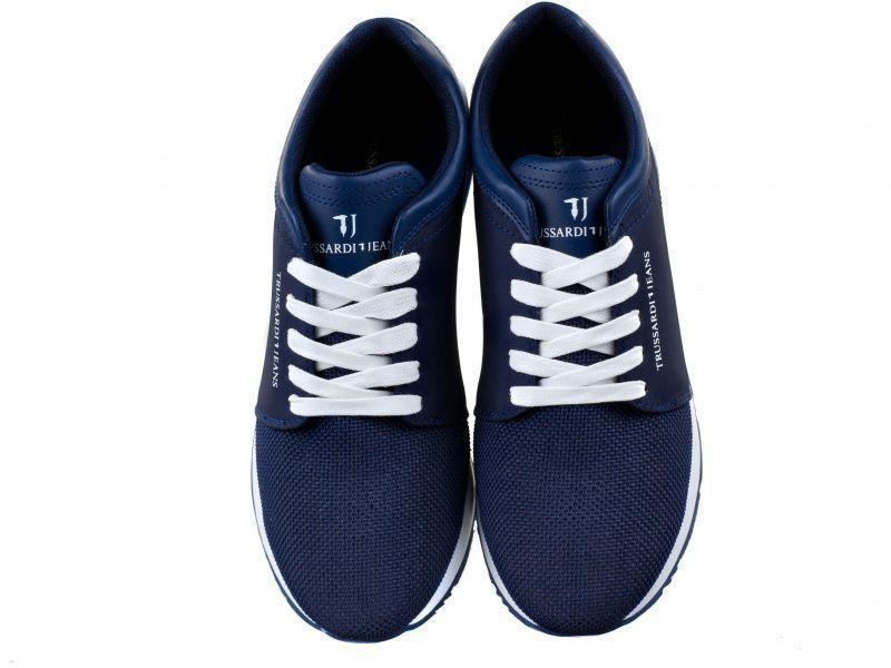 Кроссовки для мужчин Trussardi Jeans 4H6 размерная сетка обуви, 2017
