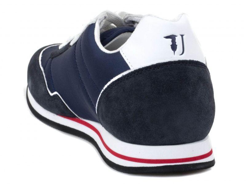 Кроссовки для мужчин Trussardi Jeans 4H7 размерная сетка обуви, 2017