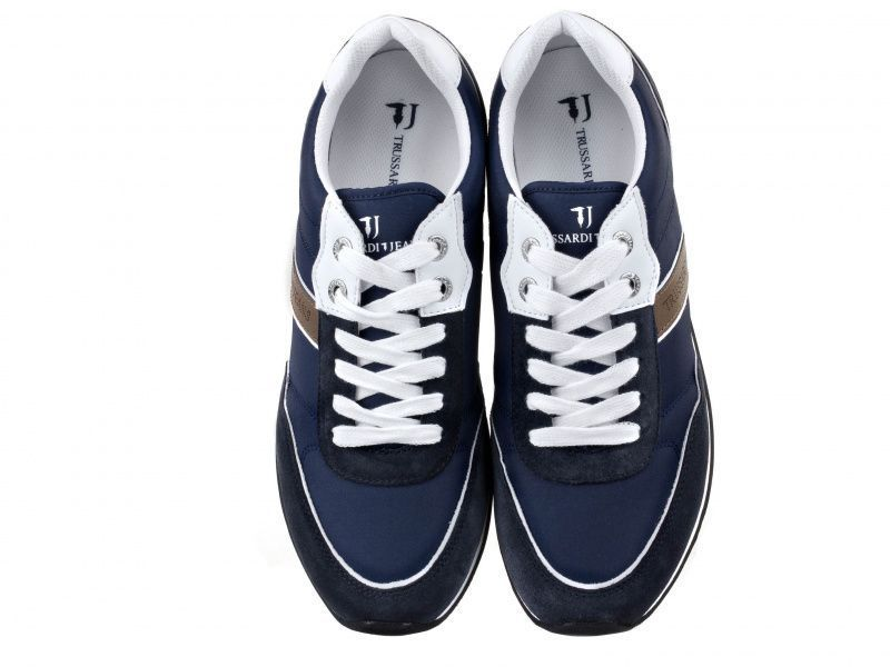 Кроссовки для мужчин Trussardi Jeans 4H7 примерка, 2017