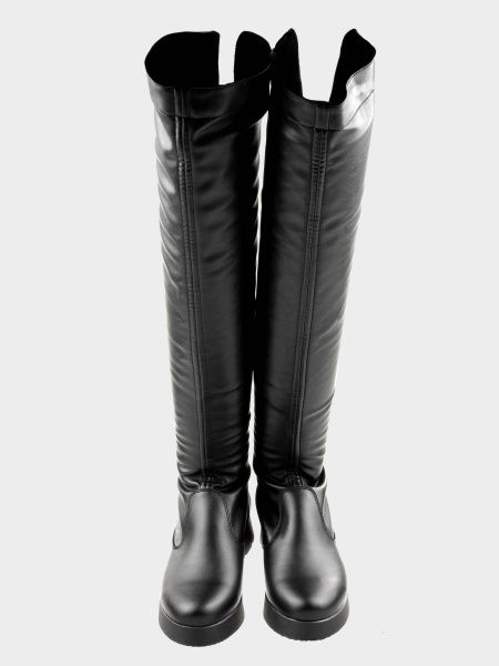 Сапоги женские Emmelie Delage 4O19 модная обувь, 2017