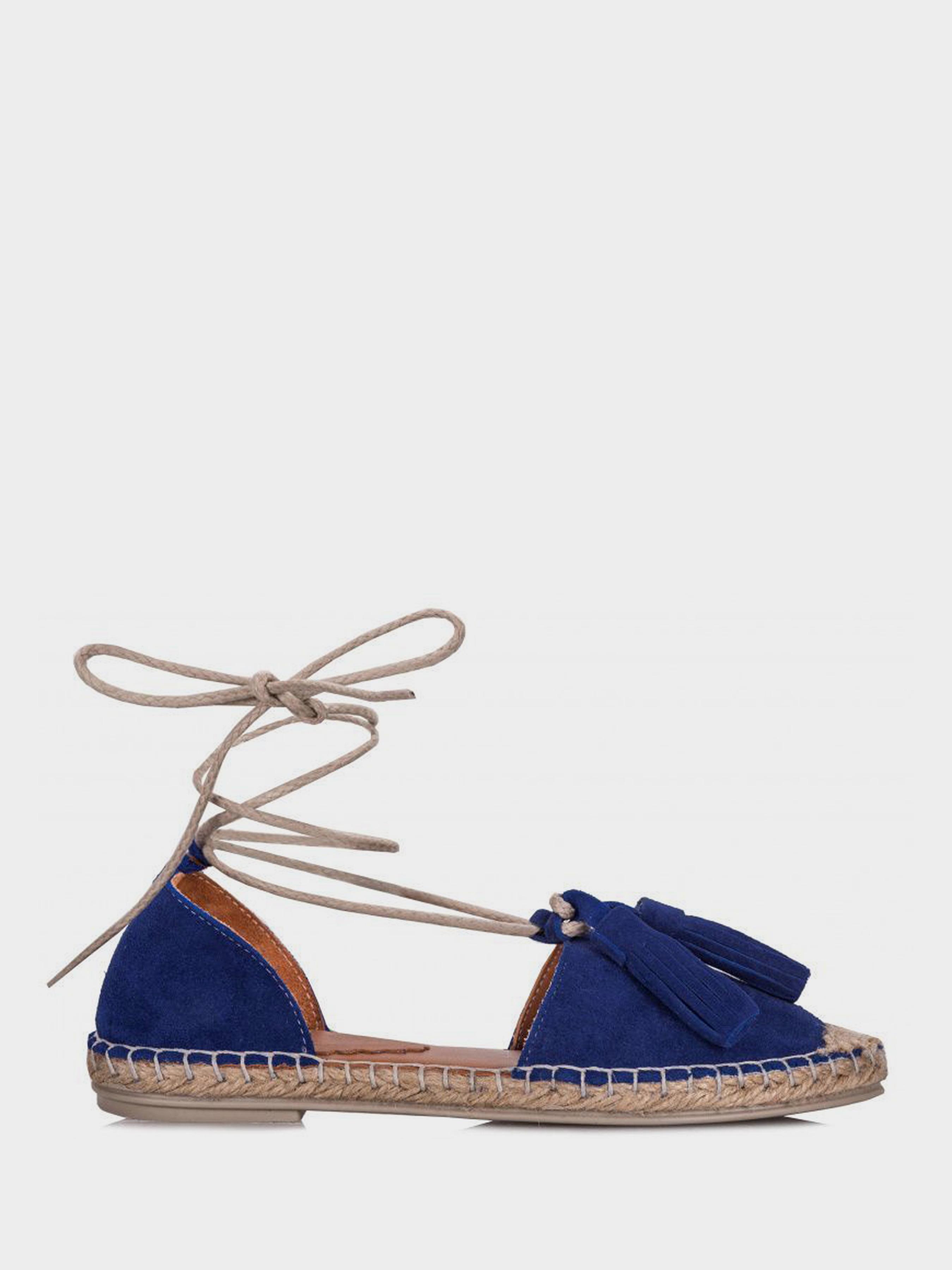 Купить Туфли женские Emmelie Delage 4O65, Синий
