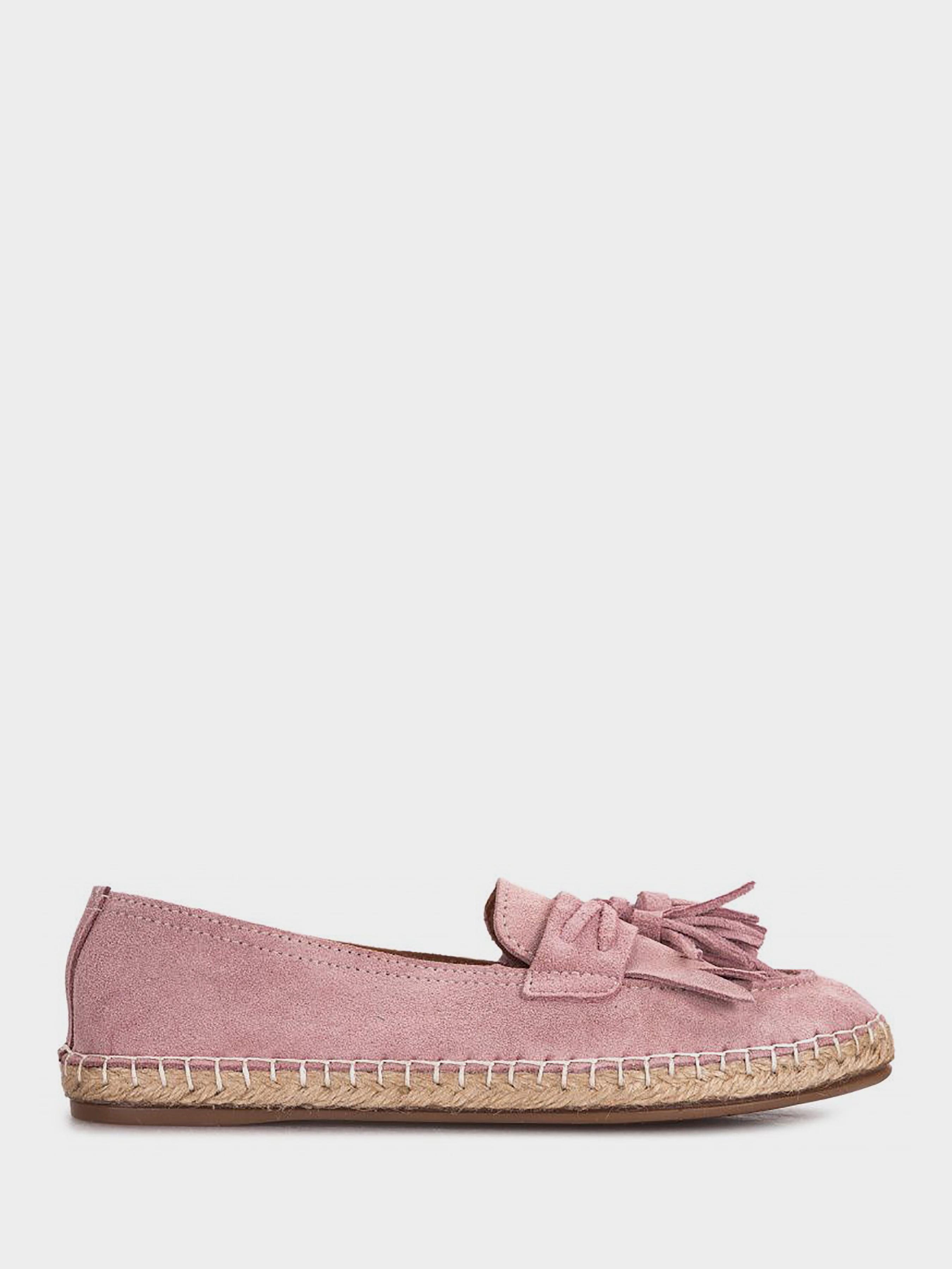 Купить Туфли женские Emmelie Delage 4O66, Розовый