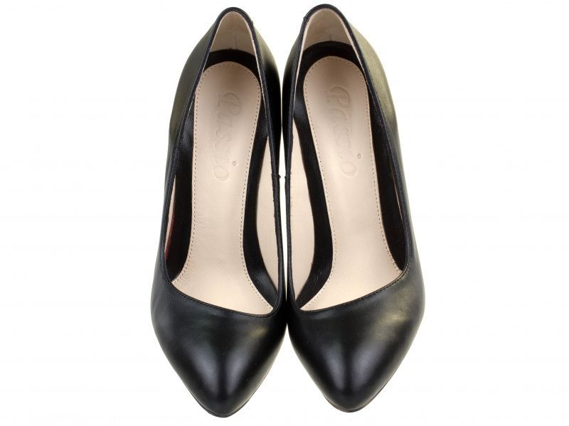 Туфли женские Passio lux style 4Q6 модная обувь, 2017