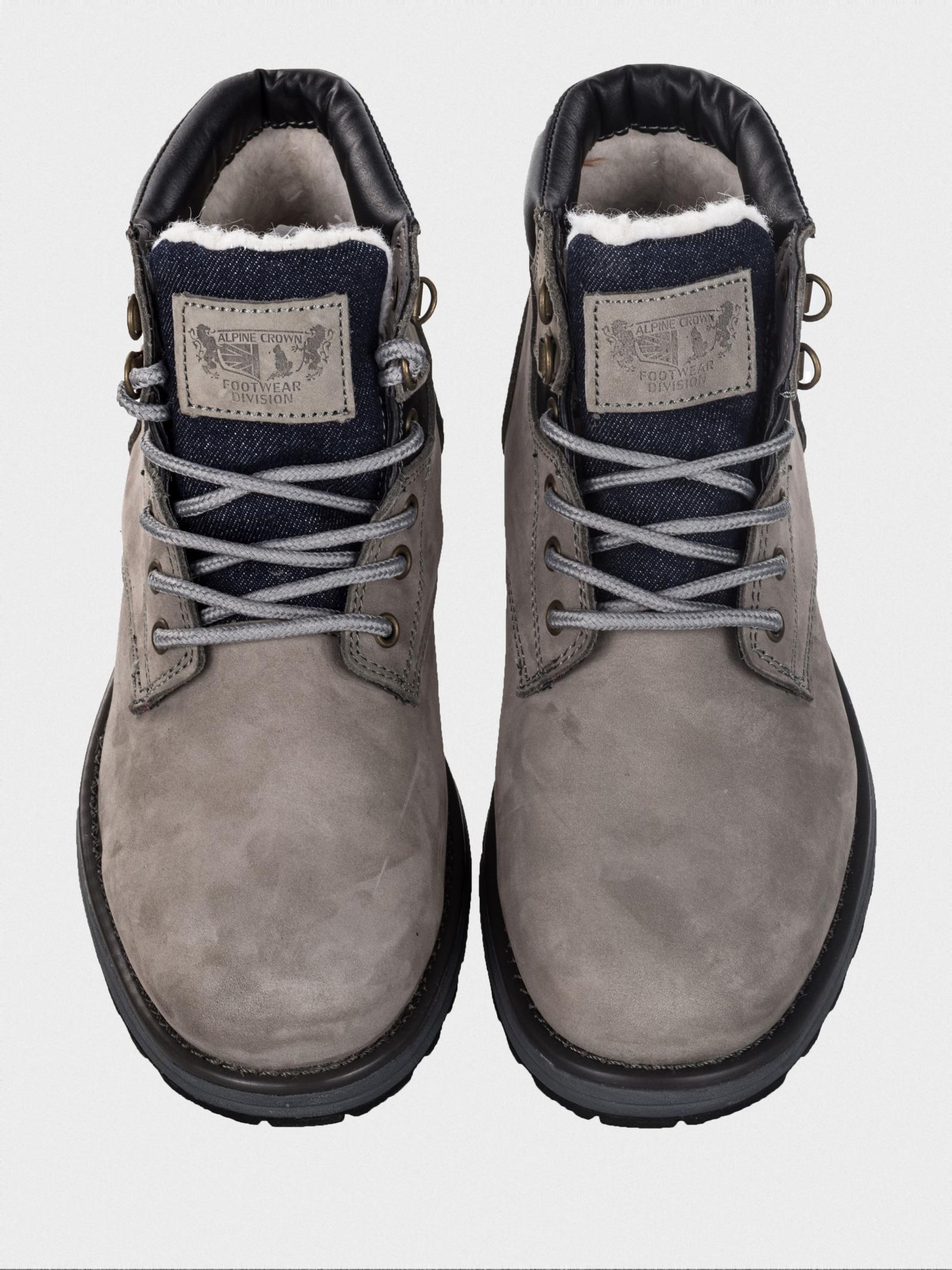 Ботинки мужские Alpine Сrown 4R29 продажа, 2017