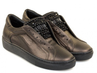 Напівчеревики  для жінок Tosca Blu SF1704S070 OTTONE VECCHIO брендове взуття, 2017