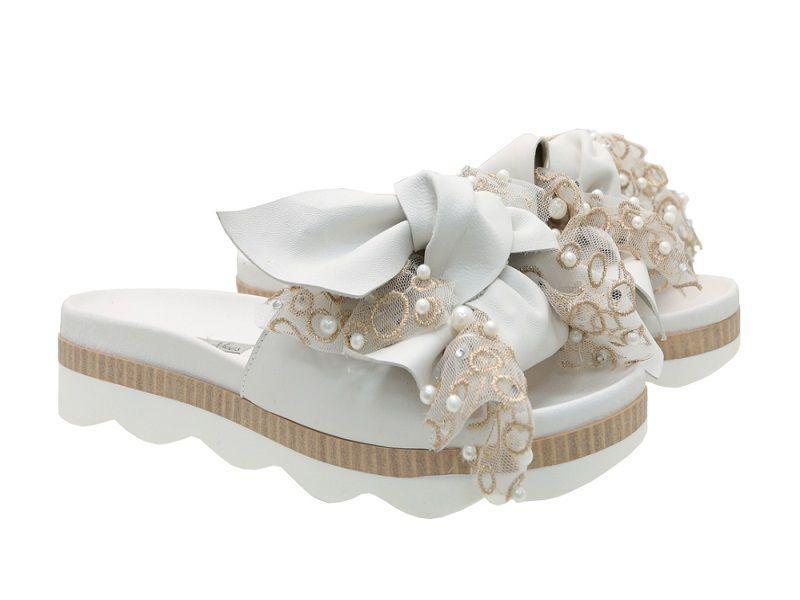 Шлёпанцы для женщин Tosca Blu 4T24 размеры обуви, 2017
