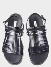 Сандалі жіночі Tosca Blu SS1817S323 BLACK - фото