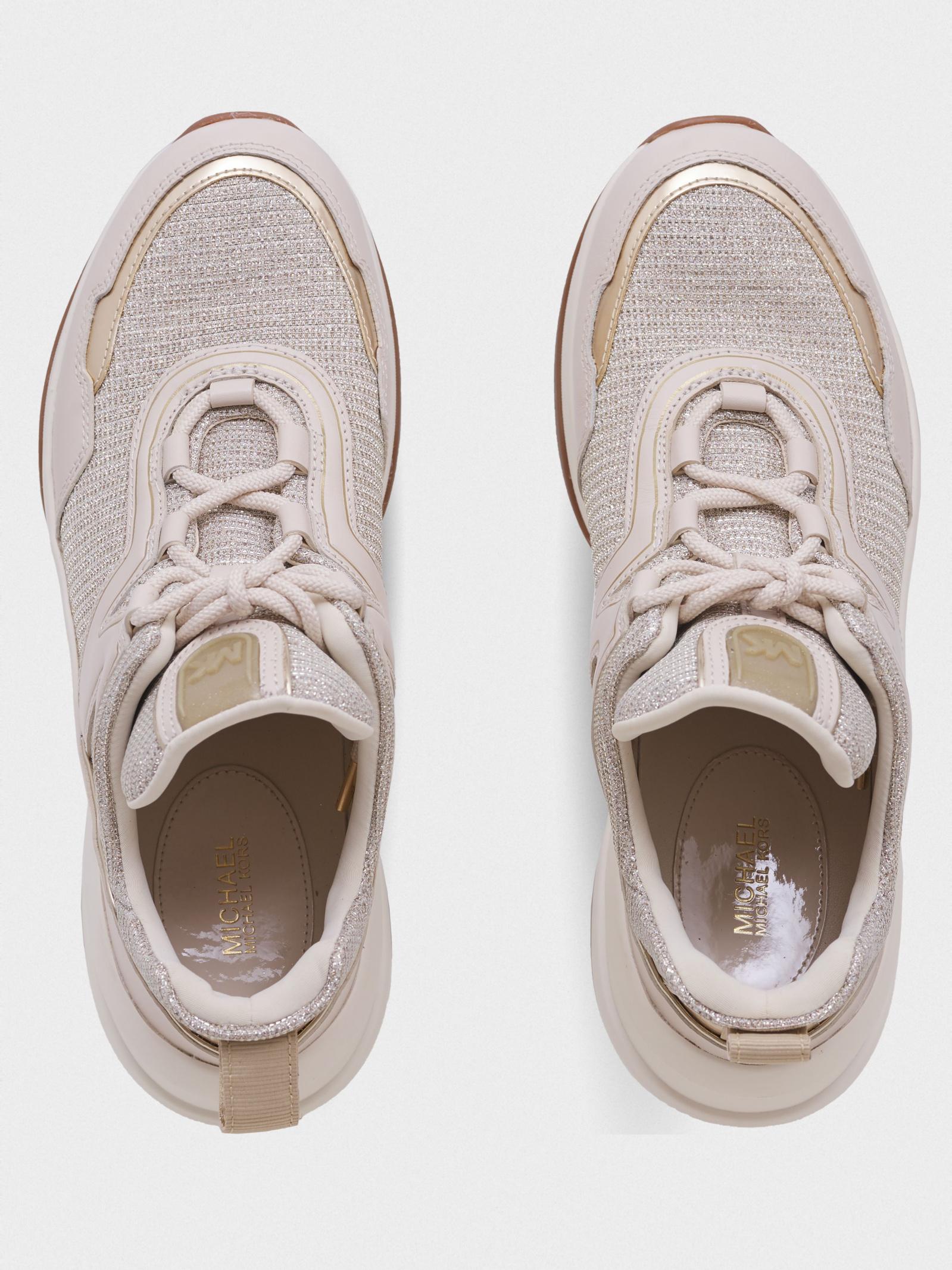 Кроссовки женские Michael Kors 4Y59 модная обувь, 2017