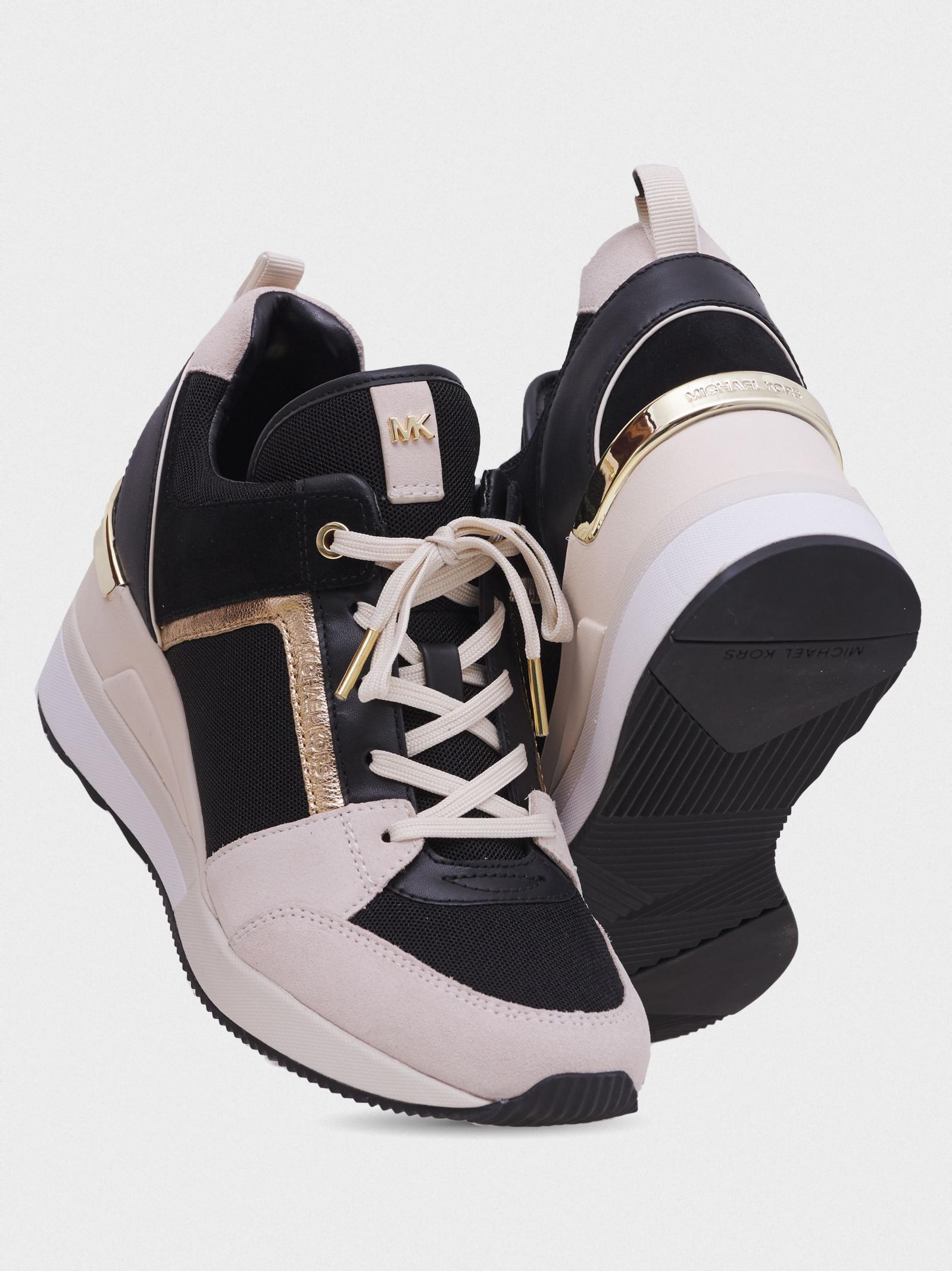 Кроссовки женские Michael Kors 4Y64 модная обувь, 2017