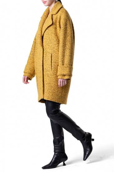Пальто a LOT модель 500241 — фото 2 - INTERTOP