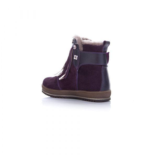 Ботинки для детей Miracle Me 5016-004 модная обувь, 2017