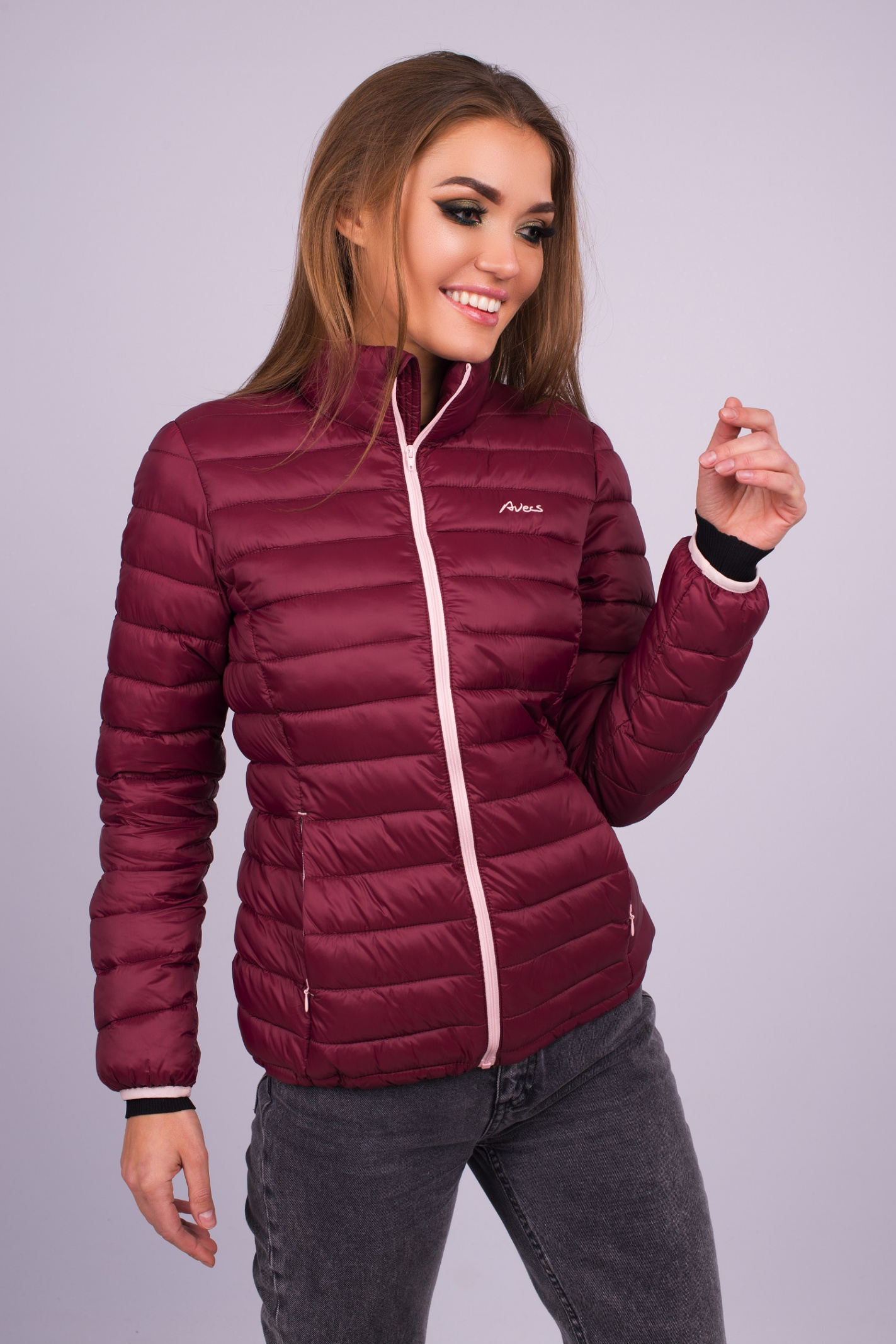 AVECS Куртка жіночі модель 50196-52-AV якість, 2017