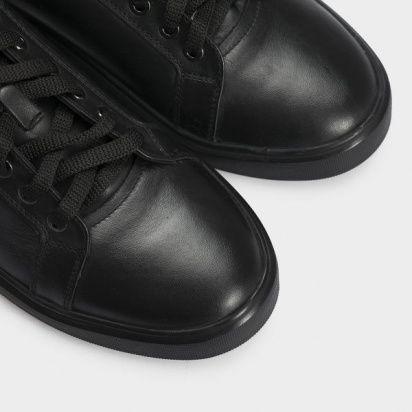Кеды для женщин Кеды 510826711-8 черная кожа 510826711-8 размерная сетка обуви, 2017
