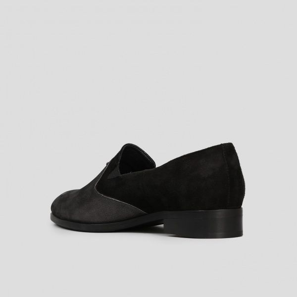 Туфли для женщин Туфли 511712311 чорна шкіра/замша 511712311 купить в Интертоп, 2017