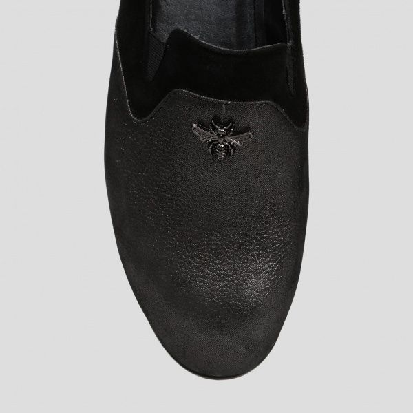 Туфли для женщин Туфли 511712311 чорна шкіра/замша 511712311 примерка, 2017